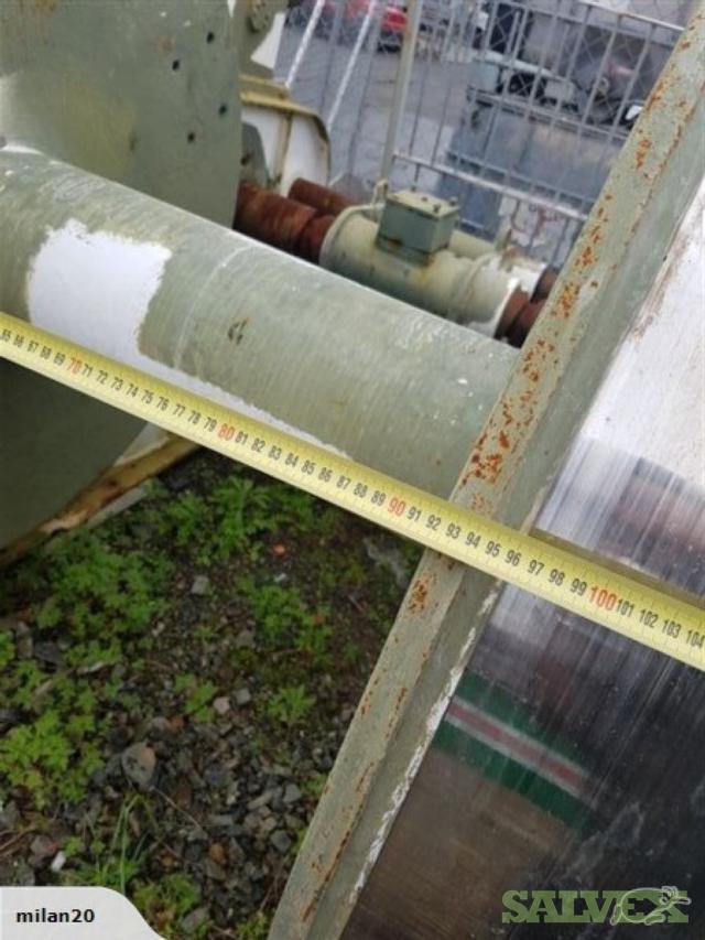 Winch Drum Width 920 mm