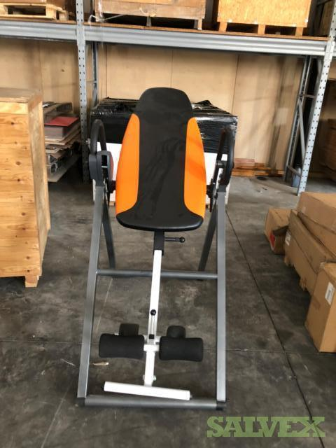 Gym Benches (4 Units) and Various Bicycle Accessories