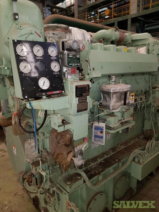 Mitsubishi 7UEC 45LA Diesel Engines 6230 KW (2 Units)