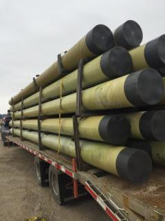 Used For Sale in Online Surplus Auctions in NOV FiberGlass Systems