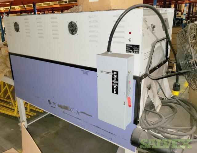 Belco ST2210 HS Shrink Wrap Heat Tunnels 440 v (2 Units)
