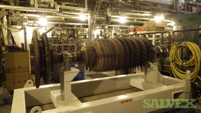 General Electric Turbine Rotors