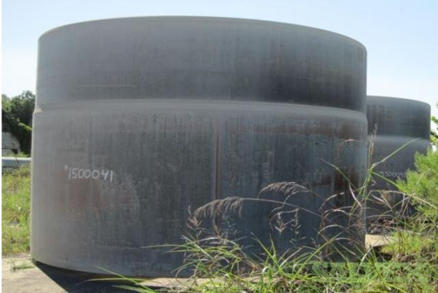 AC Equipment Kiln Shells 16ft Length (2 Units)