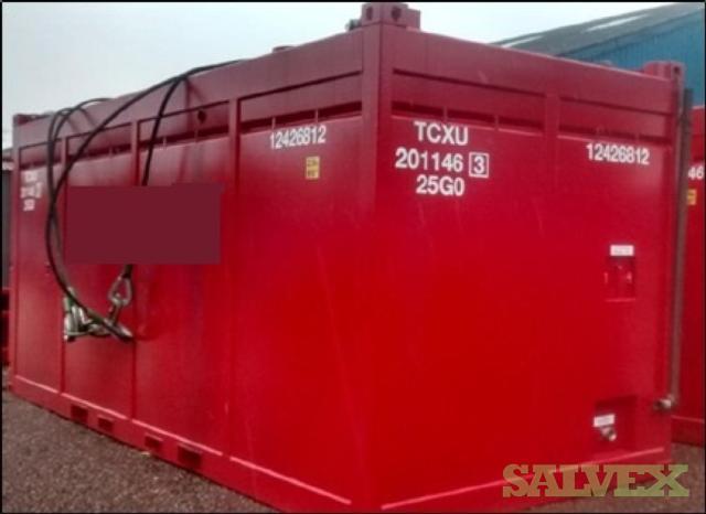 Well Test Steam Boilers 6.2 MTBU 150 PSI (3 Units)