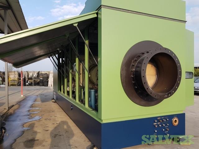 Turbomach Caterpillar Solar Centaur 40 Gas Turbine Generator