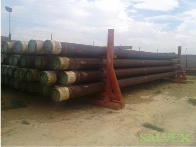 13 5/8 88.2# P-110 VAM TOP Surplus Casing (12,408 Feet)