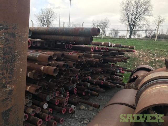 3 1/2 12.95# L80 BTS6 R2 Scrap Tubing (18,690 Feet / 110 Metric Tons)