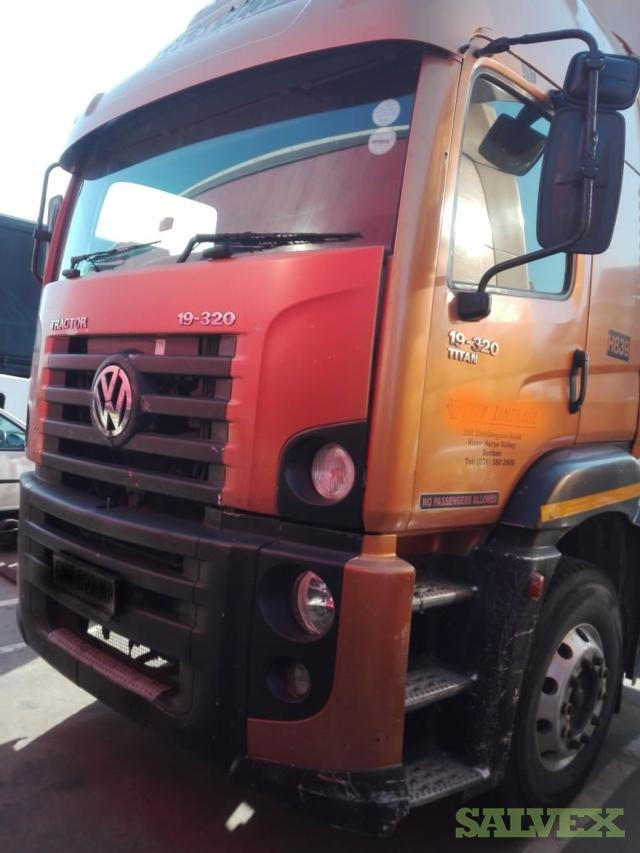 Volkswagen 19-320 Trucks 2008 (10 Units)