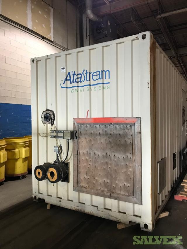 AltaStream Power Systems Water Treatment System ASMF-1000