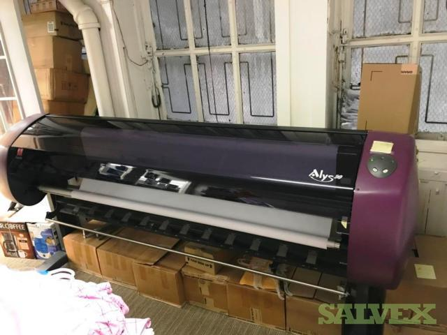 LECTRA ALYS 30 PLOTTER WINDOWS 8 X64 DRIVER DOWNLOAD
