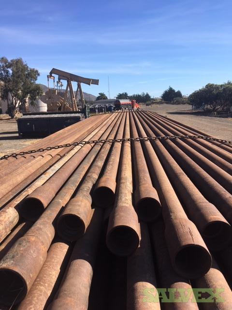 1 1/4- 3 1/2 R2 Structural Tubing (12,353 Feet / 34 Metric Tons)
