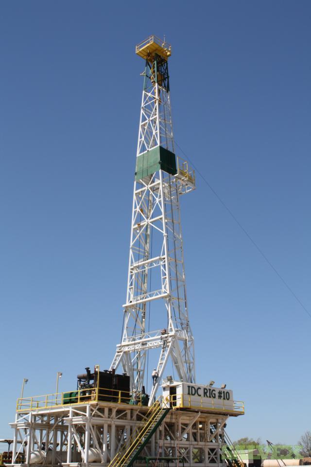 IDC Drilling Rig 10 1500 HP