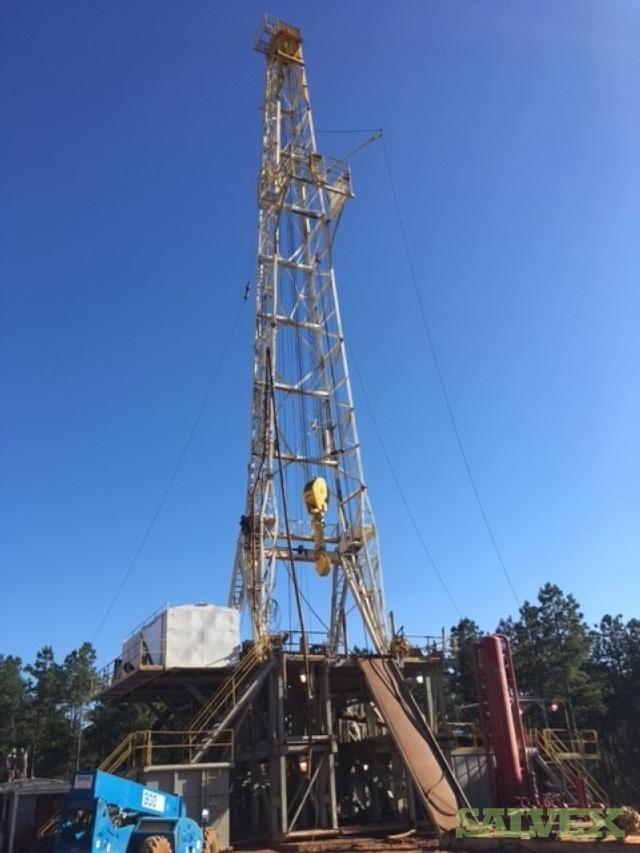 IDC Drilling 1000HP Rig 43