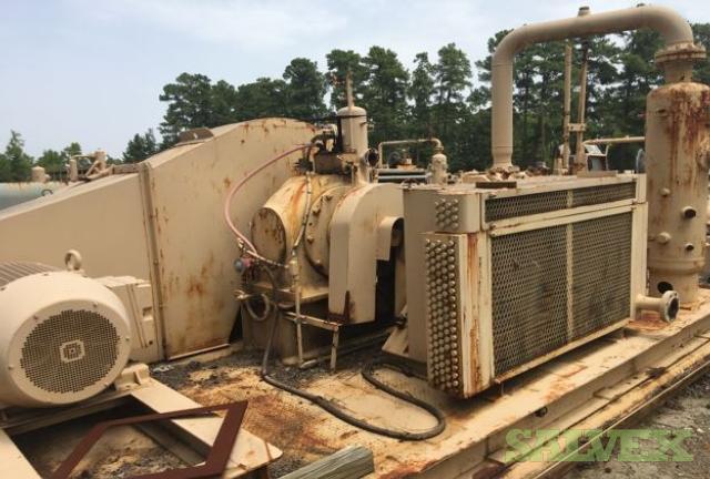 Worthington Compressor 75 HP