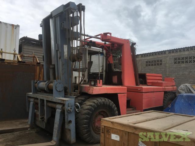 Kalmar 28T Forklift 1979 (41,200 kg)