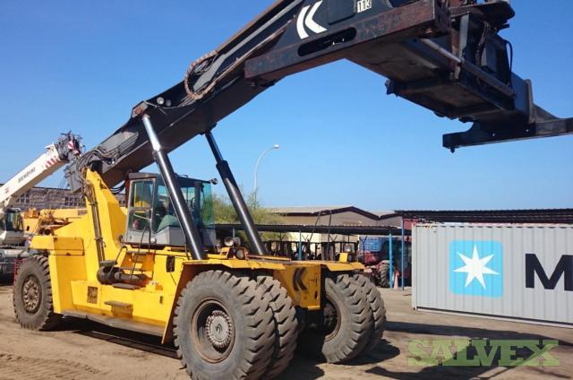 Kalmar DRD 450 Reach Stacker 2001 (1 Unit)