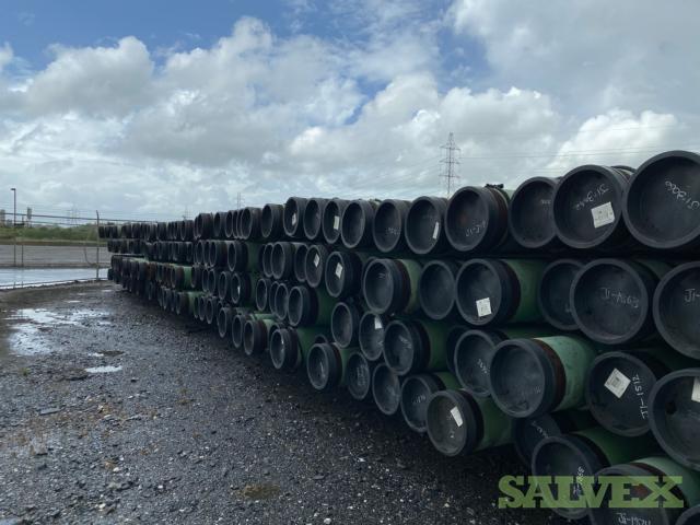 14 .750WT X65 FBE Surplus Line Pipe (8,880 Feet / 428 Metric Tons)