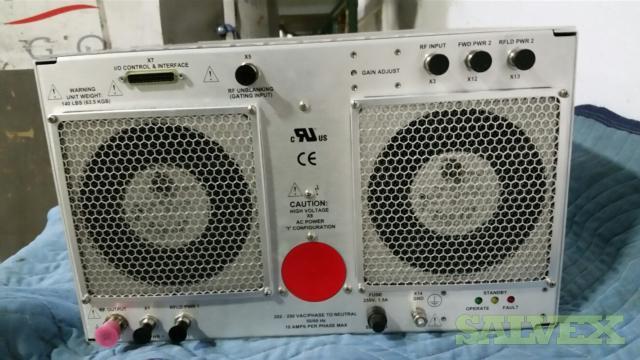 NMR Low Power RF Amplifier Phillips 3T4KP 3T1000M