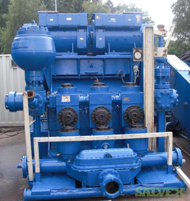 Wirth Mud Pumps
