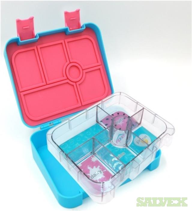 Aohea Buckle Lock Bento Lunch Boxes (3,212 Pieces)