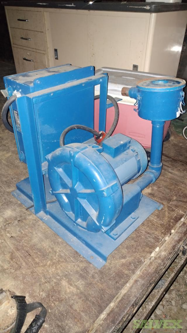 Novatec R Centrifugal Blowers (2 Units)