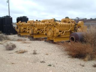 Used Diesel Engines For Sale in Online Surplus Auctions | Salvex