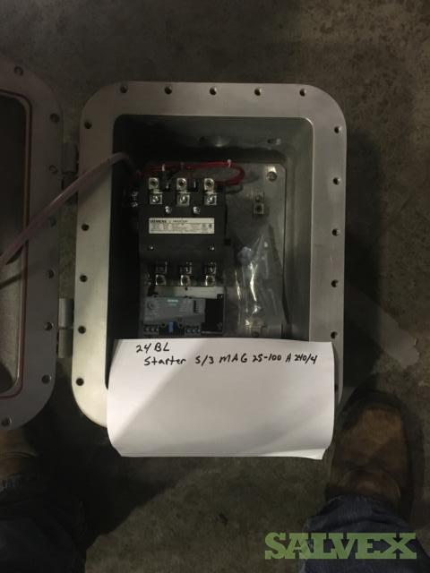 Motor Starter MAG 25-100 S/3 A 240/4