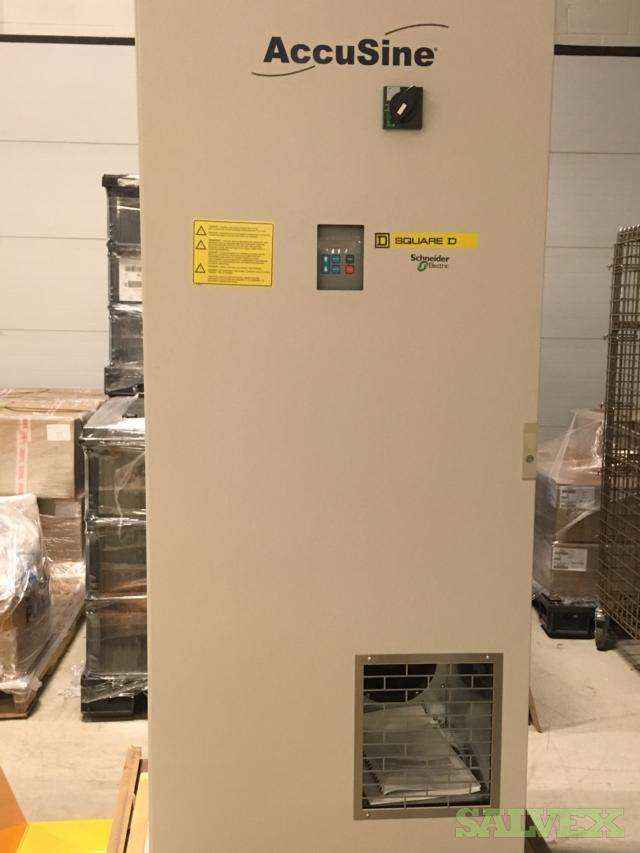 PCS30005N1 AccuSine Harmonic Dampers, 300A, 208-480 VAC, 50-60Hz, UL Type 1 Enclosure with Inverters, 175 KVA Transformer