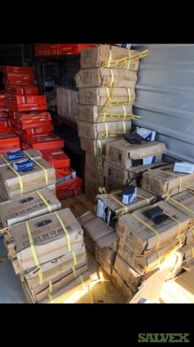 Semi-Metallic Non Asbestos Brake Pads (1,000 Sets)
