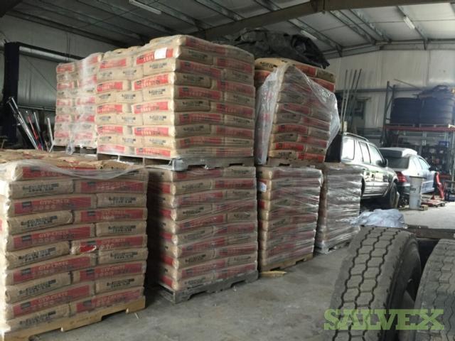 Maxxon Gyp-Crete 2000/3.2K Floor Underlayment (12 pallets / Approx 600 bags)
