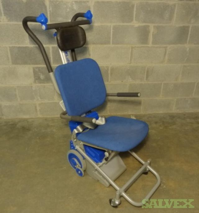 Sano LiftKar PT-S Powered Stair Climbers Transport Chair For