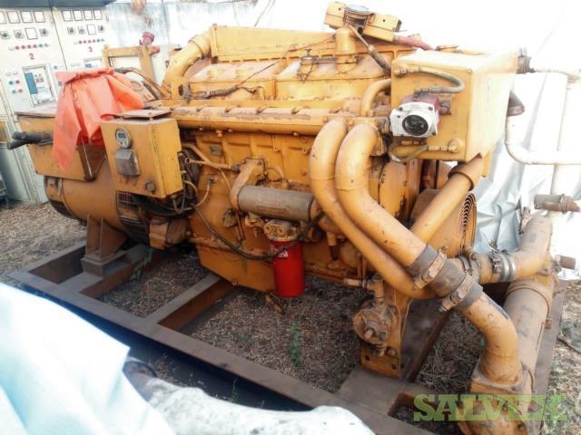 CAT-3406 Engine 400 kva (5 Units)