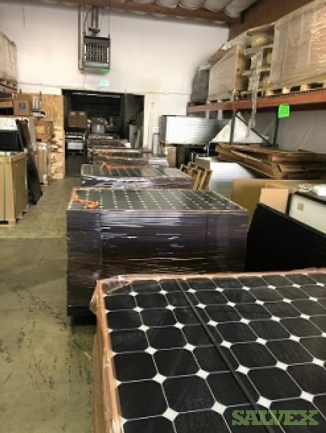 SunPower 305W Monocrystalline Solar Panels (800 Panels)