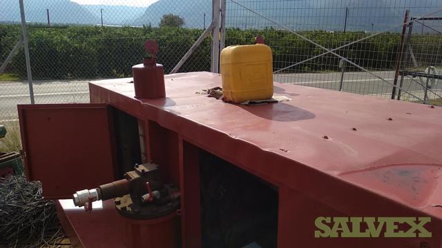 Sullair Air Compressor 650/175 (1 Unit)