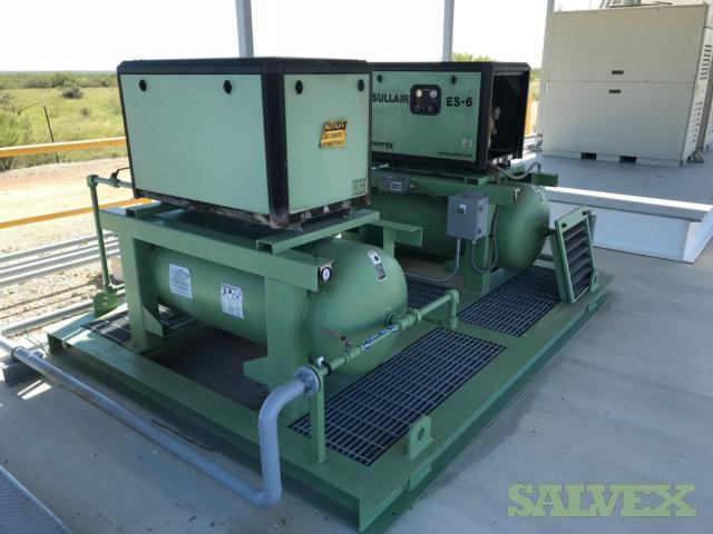 Sullair ES-6 Compressors 2014 (74 Units)