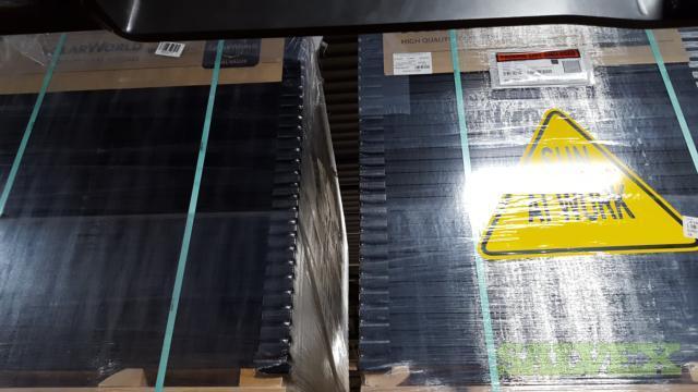 SolarWorld 295 Watt Monocrystalline Solar Panels (475 Panels)
