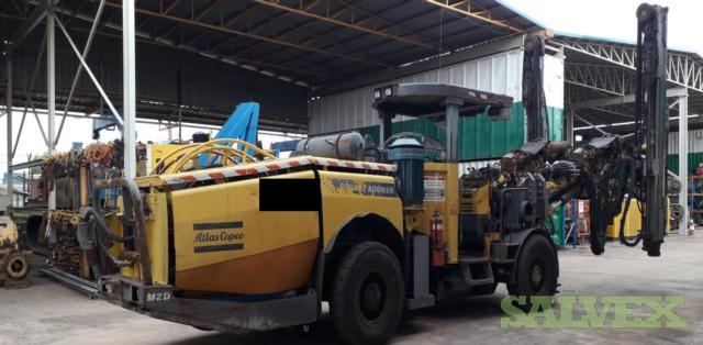 Atlas Copco Rocket Boomer M2D MCD (1 Unit)