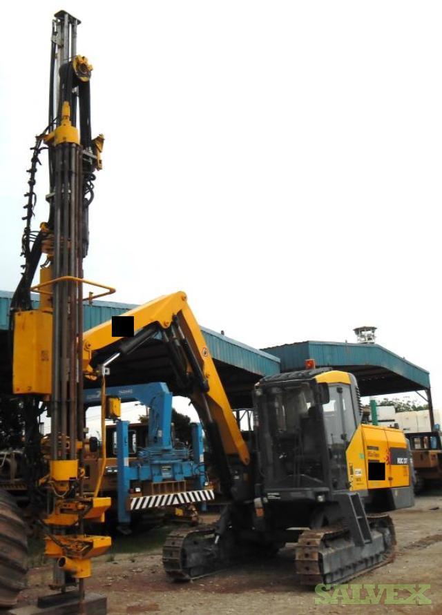 Atlas Copco ROC D7 Surface Drill Rig 2008 (1 Unit)