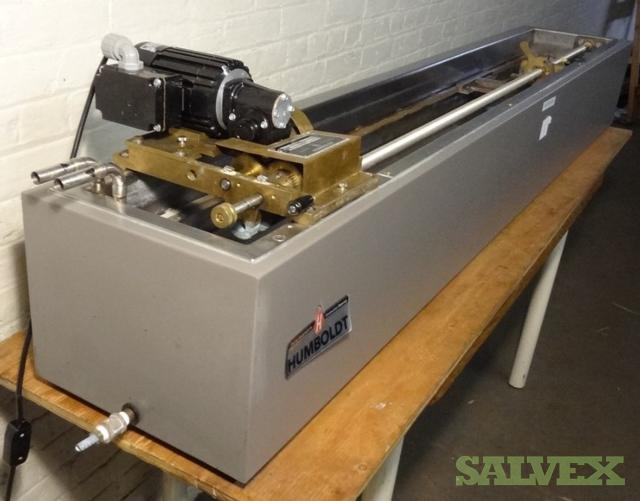 Humboldt H-1068X Ductility Testing Machines W/ Fisher Isotemp 500LCU Temperature Controlled