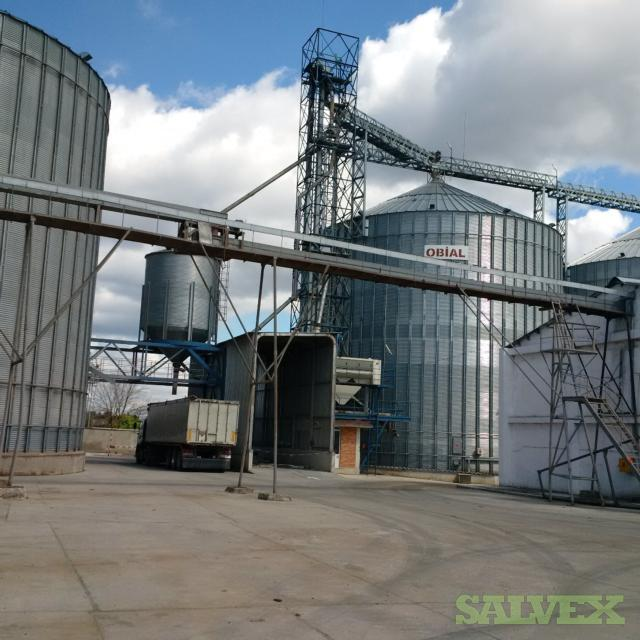 Complete Seed Silo Systems (2 Units)