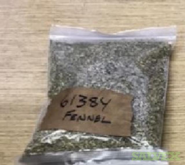 Organic Fennel Seed 803 Bags - 44,261.36