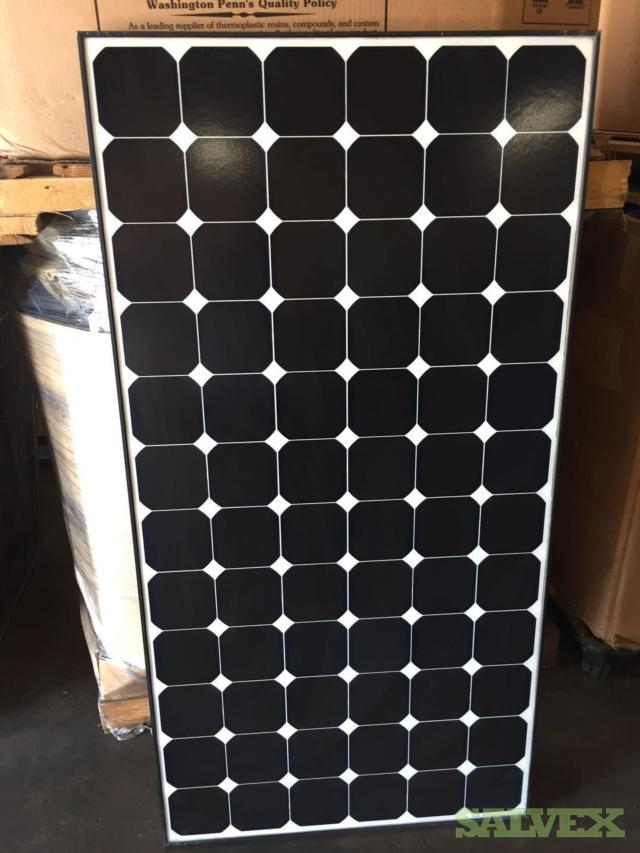 SunPower 210W Monocrystalline Solar Panels (500 Units)
