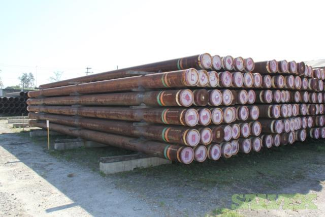 13 5/8 88.20# VM125HC Vam SLIJ II R3 Surplus Casing (11,680 Feet / 467 Metric Tons)