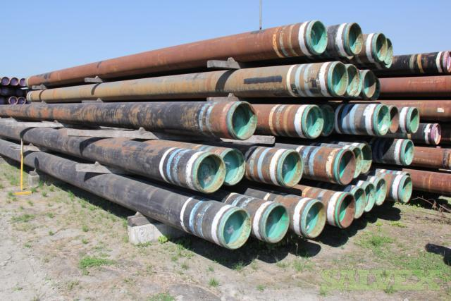 16 96# TN125HC Wedge 523 R3 Surplus Casing (1,480 Feet)