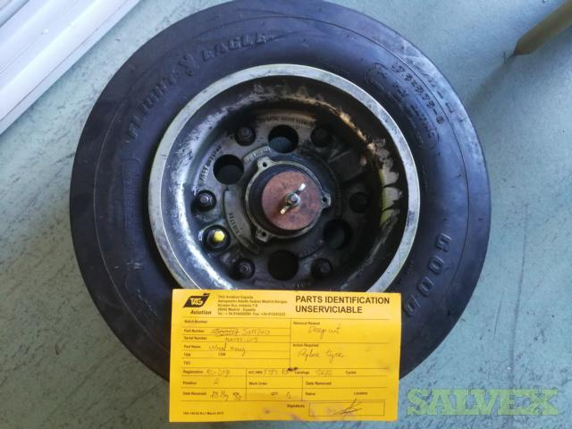 Goodyear Assy Aircraft Wheel - Part No. 5011740 (1 Unit)
