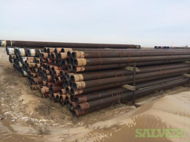7 25.69# L80 BTC SMLS R3 Surplus Casing (15,360 Feet / 179 Metric Tons)