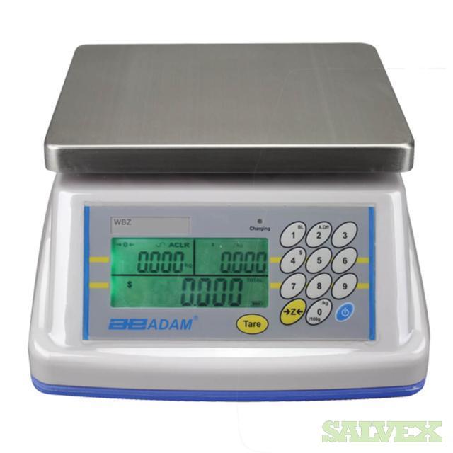 WBZ Washdown Retail Scales 15a (250 UNITS)