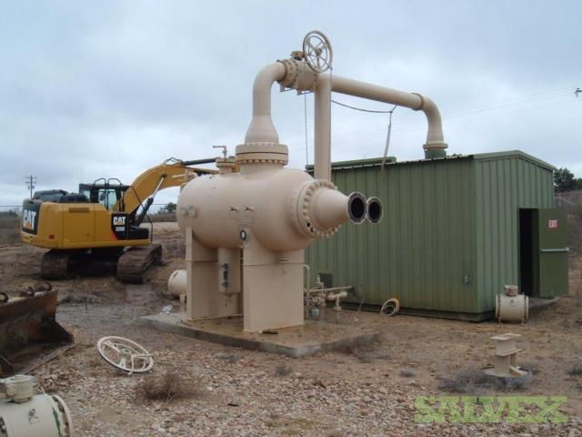 Process Equipment & Service Co Horizontal Separator 1996 (285 PSI)