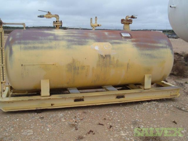 Propane Tank 285 PSI (3,000 Gallon Capacity)