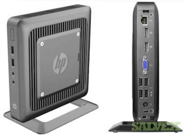 HP Thin Clients: Models T510, T520, T5720, and T5540 (100 Units)